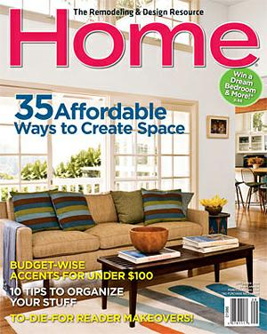 Home Decor Magazines: Your Home With Thank You