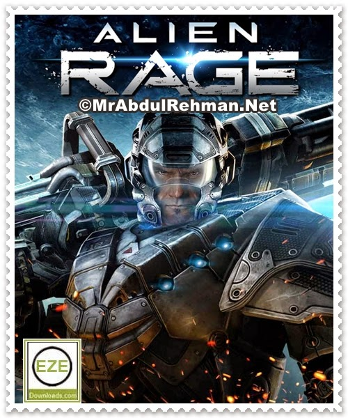 Alien Rage Unlimited PC Game Free Download Full Version
