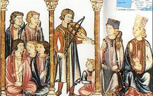 Medeival Musicians