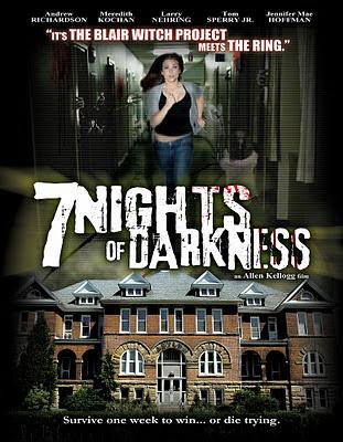 7 Nights of Darkness Legendado 2011