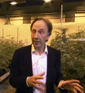 BBC Horizon Documentary Cannabis The Evil Weed GW Pharmaceuticals Cannabis Labs UK BBC Tour