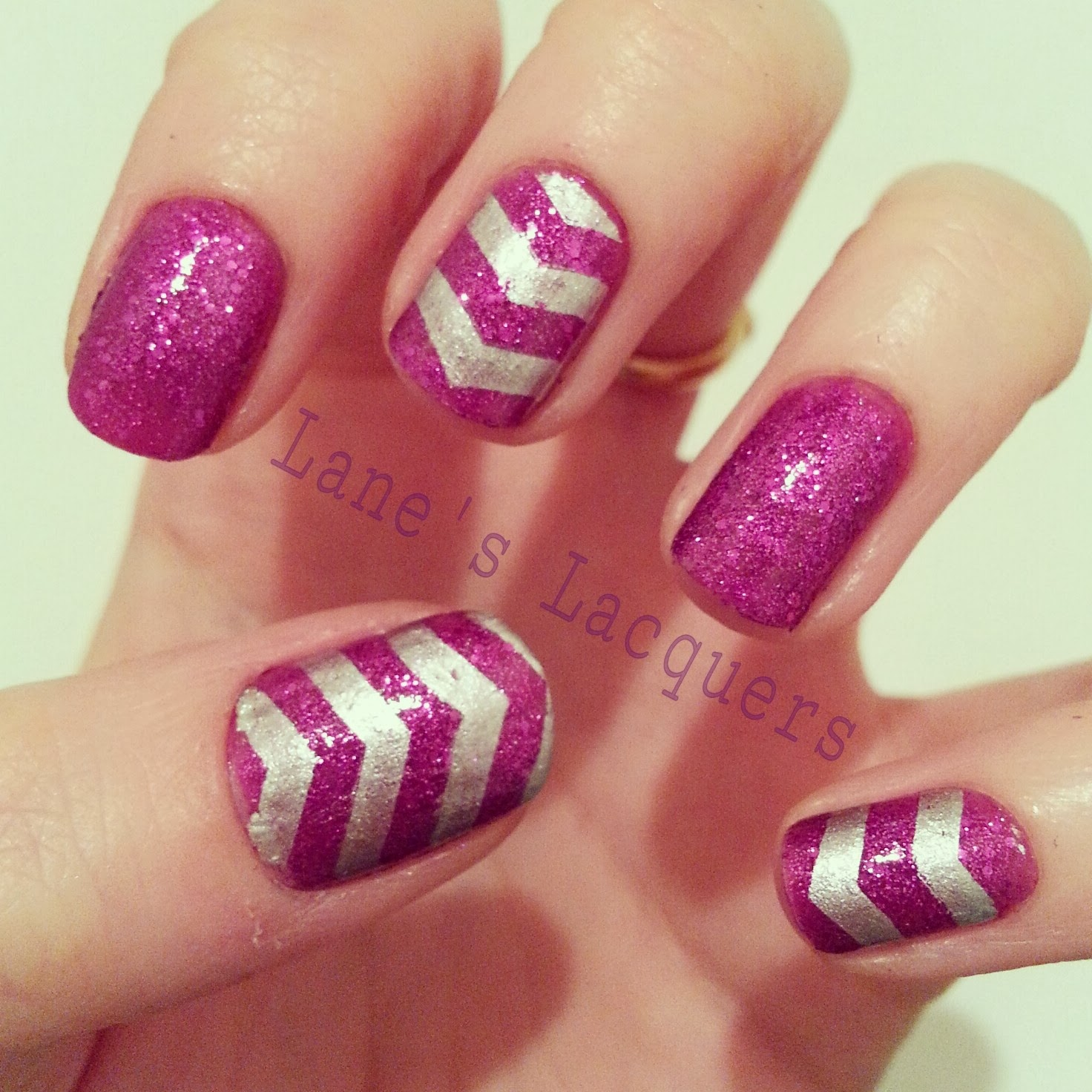 GOT-polish-challenge-chevron-manicure