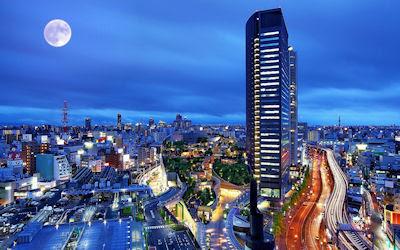 Edificios Modernos de Comercio Internacional (Torres en China)