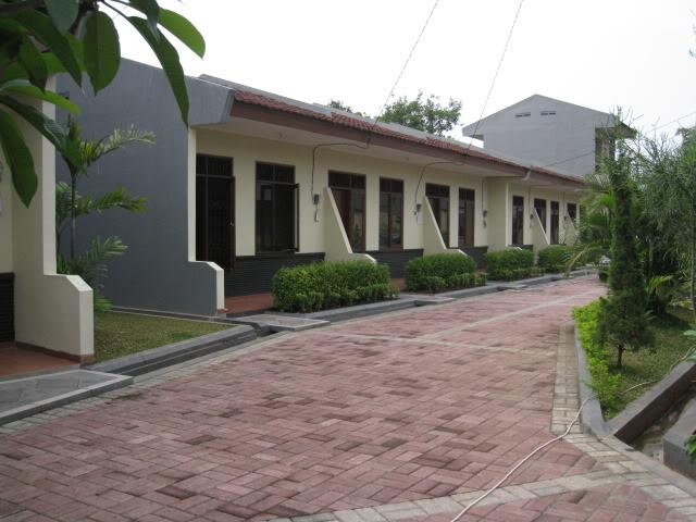 Luas Rumah : 35 Mtr2 (termasuk Teras)