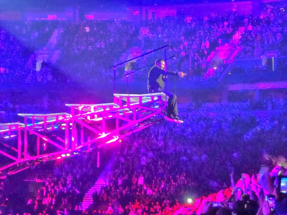 Justin Timberlake 20/20 Tour Vancouver