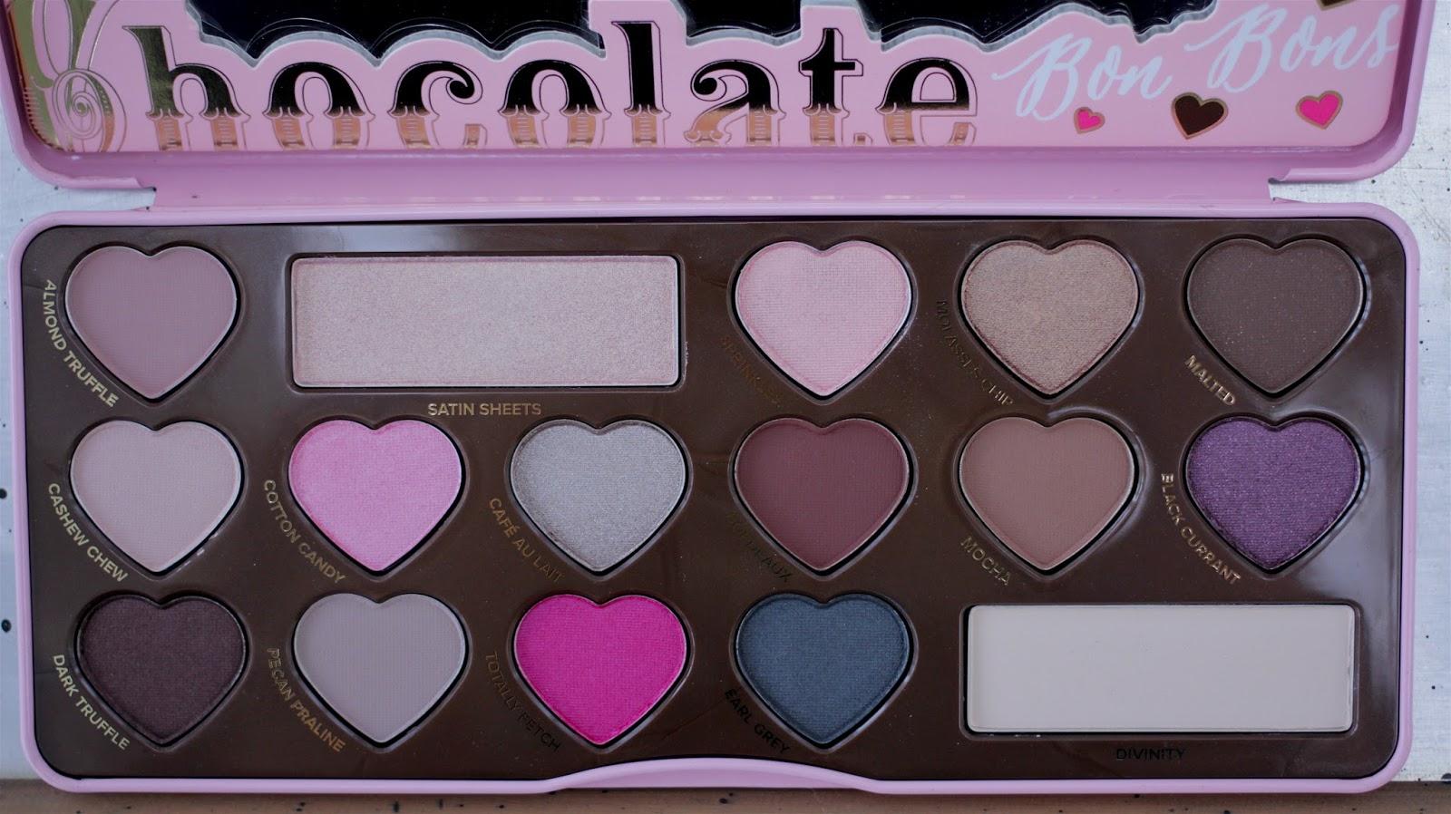 Too Faced 'Chocolate Bon Bons' Palette - Fleur De Force