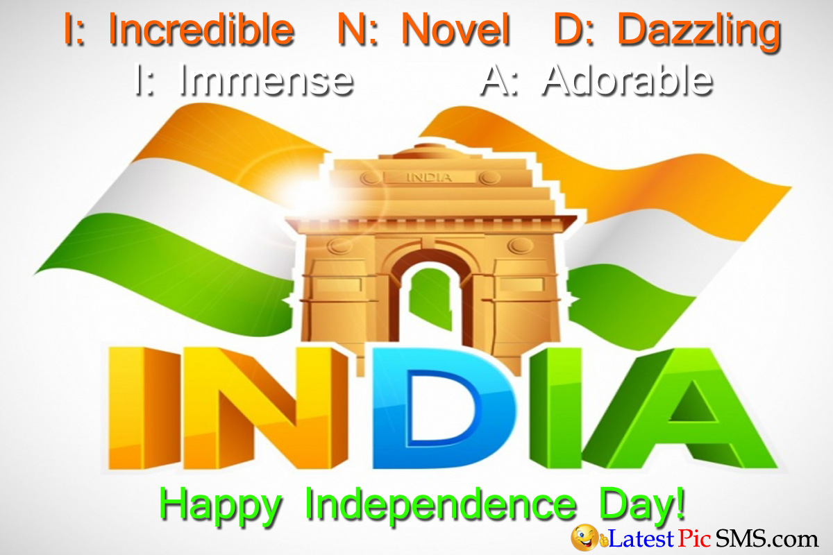 Proud to be an Indian Independence Day 2015
