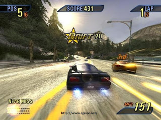 Download Burnout 3 Takedown PS2 ISO For PC Full Version ZGASPC