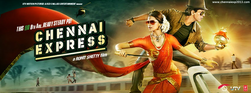 Chennai express for 1234 get on the dance floor chennai express