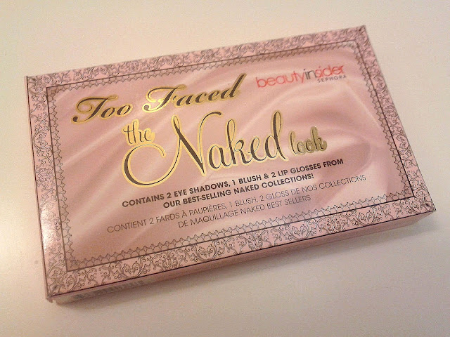 Sephora 500 Point Perk: Too Faced &quot;The Naked Look&quot; Palette