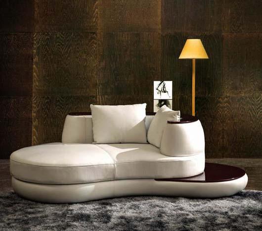 Leather Modern Sofa Design