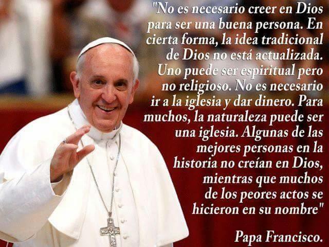 TEXTO COMPLETO: Mensaje del Papa Francisco para la Jornada