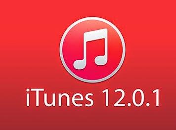 Apple iTunes 12.0.1 Free Download