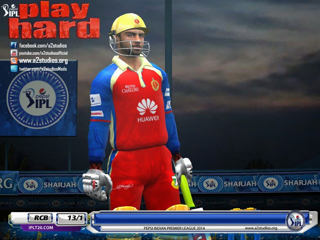 Cricket 07 Patches IPL BBL PSL Mega Patches & Much More