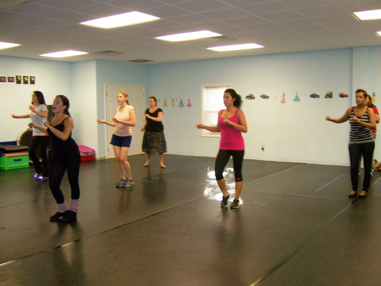 charlotte nc adult dance classes