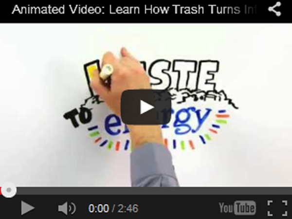 This video explains the Energy-from-Waste (EfW) process.