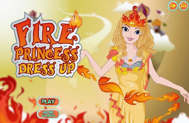 juego princesa fuego