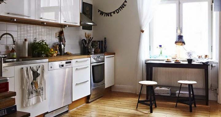 Marzua cocinas de estilo n rdico for Cocina estilo nordico