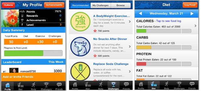 25 - My top 5 healthy apps that can make life easier!