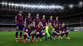 A few FIFA 14 Player Ratings