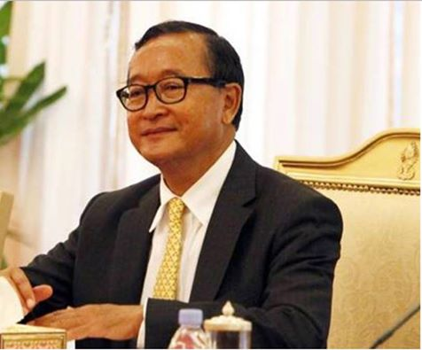 Sam Rainsy's CV ប្រវត្តិរូប លោក សម រង្សីុ