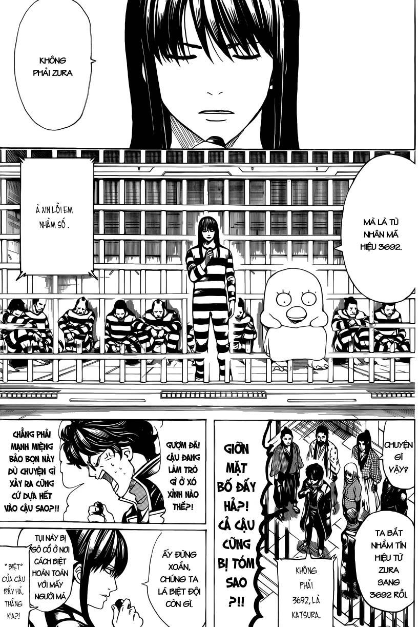 Gintama Chap 612 - Trang 11