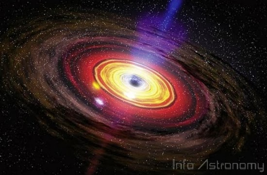 Rahasia Lubang Hitam Raksasa di Pusat Galaksi Bima Sakti