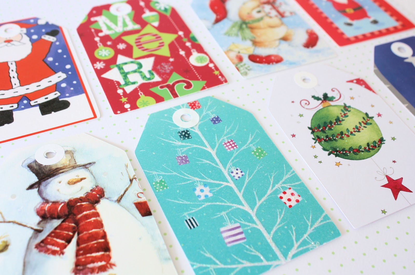 Recycled christmas cards a spoonful of sugar i wish i had saved more christmas cards last year for other christmas card craft projects martha stewart has a lovely roundup of ideas on her site negle Images