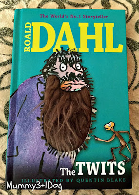 the twits book hairy beards