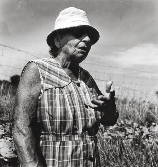 Femme de la campagne