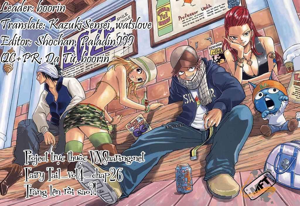 TruyenHay.Com - Ảnh 21 - Fairy Tail Chap 26