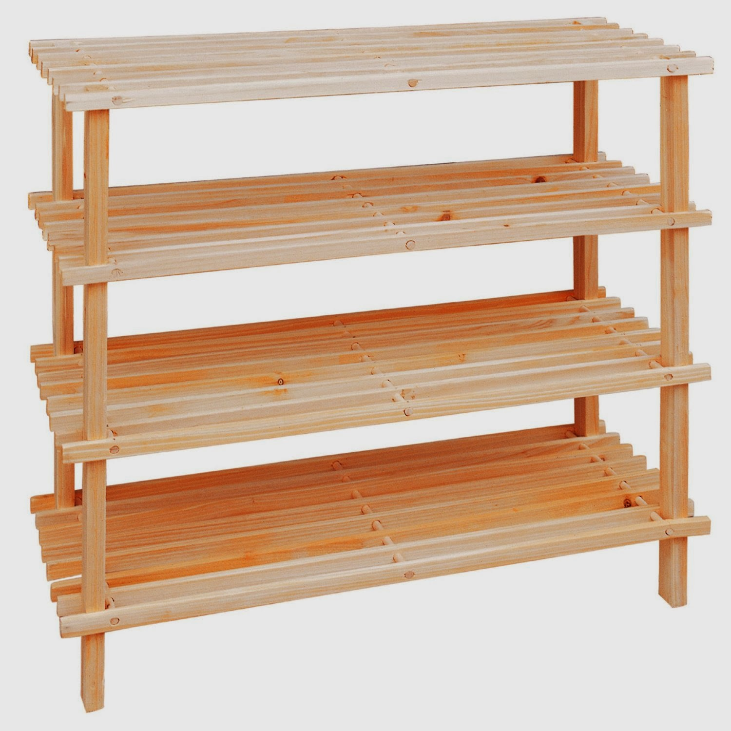 Wooden Baby Shoe Rack | MODERN INTERIOR