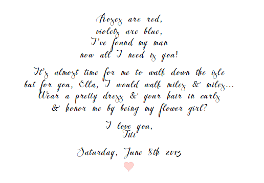 Maid Of Honor Invitation Wording for nice invitations layout
