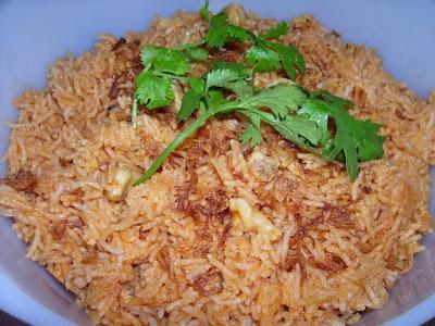 Resepi Ramadhan Yang Sedap  Nasi Tomato Lazat