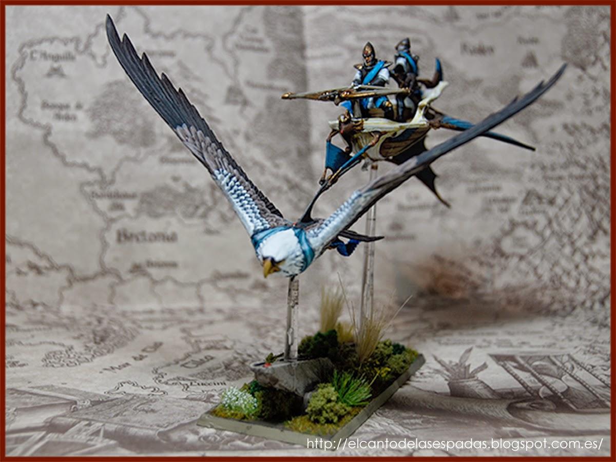 El Canto de las Espadas Miniatures. - Page 2 Escolta-Celeste-lothern-Skycutter-Alto-Elfo-High-Elves-Warhammer-02
