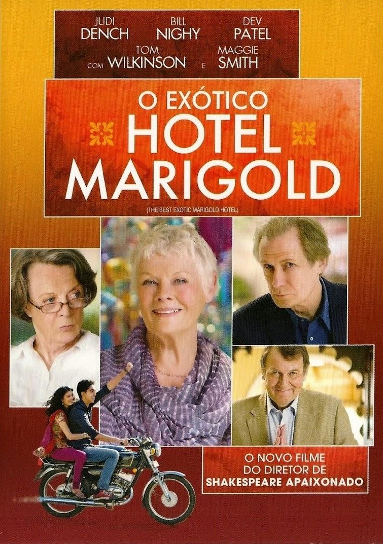 O Exótico Hotel Marigold – Dublado (2011)