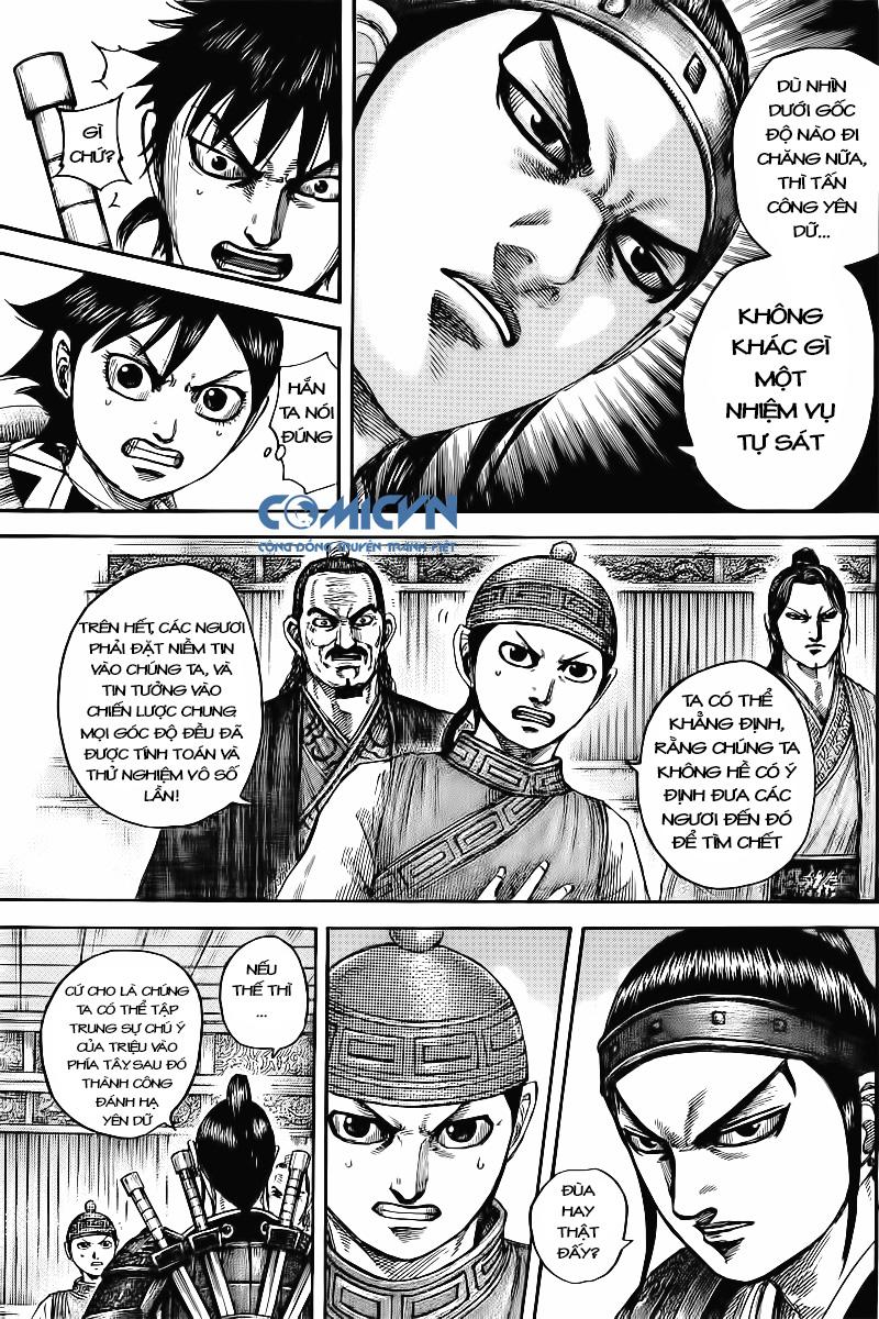 Kingdom – Vương Giả Thiên Hạ (Tổng Hợp) chap 497 page 8 - IZTruyenTranh.com