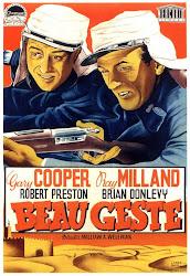 Beau Geste (1939) Ver Online Y Descargar Gratis