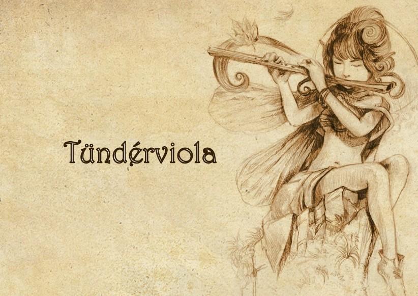 Tündérviola