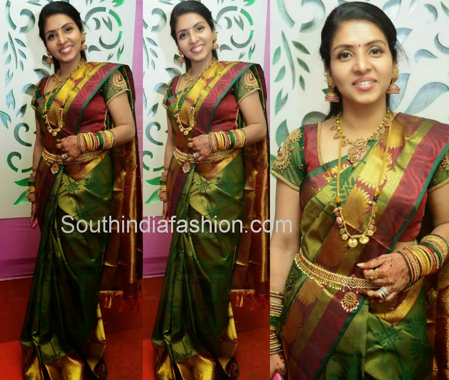 priyadarshini silks saree