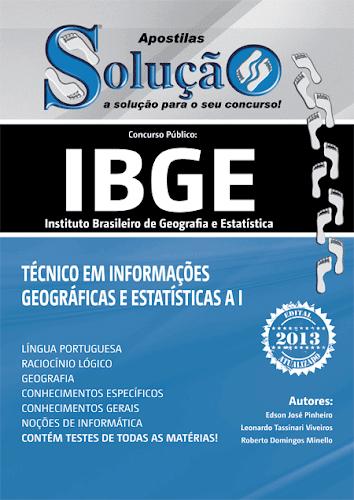 IBGE inscreve até 24 de outubro para concurso de 420 vagas de nível médio e superior