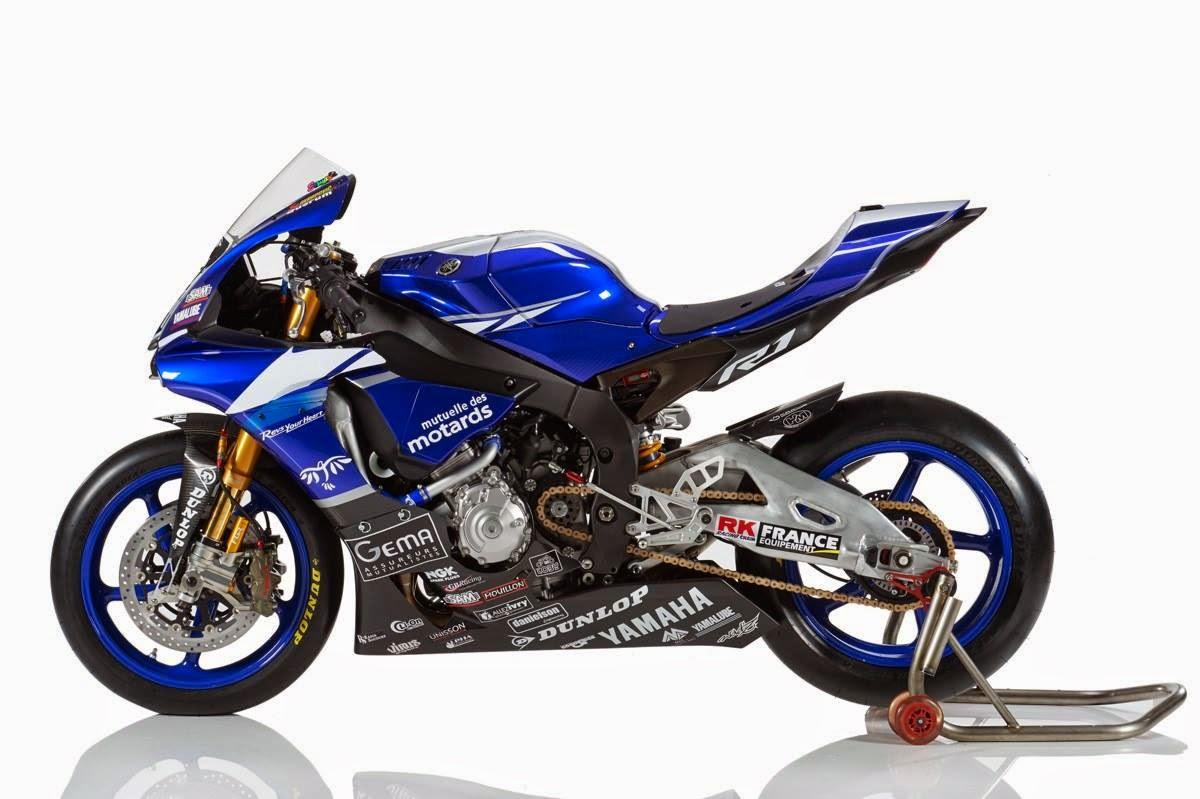 Racing Cafè: Yamaha YZF-R1 Team GMT94 2015