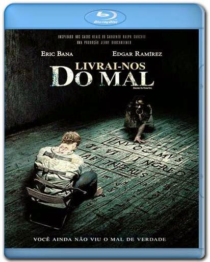 Download Livrai-nos do Mal AVI BDRip Dual Áudio + Bluray 720p e 1080p Torrent