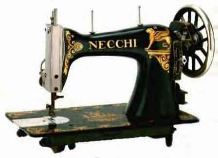 M quina de coser necchi analisis detallado de la marca for Macchina da cucire 50 euro