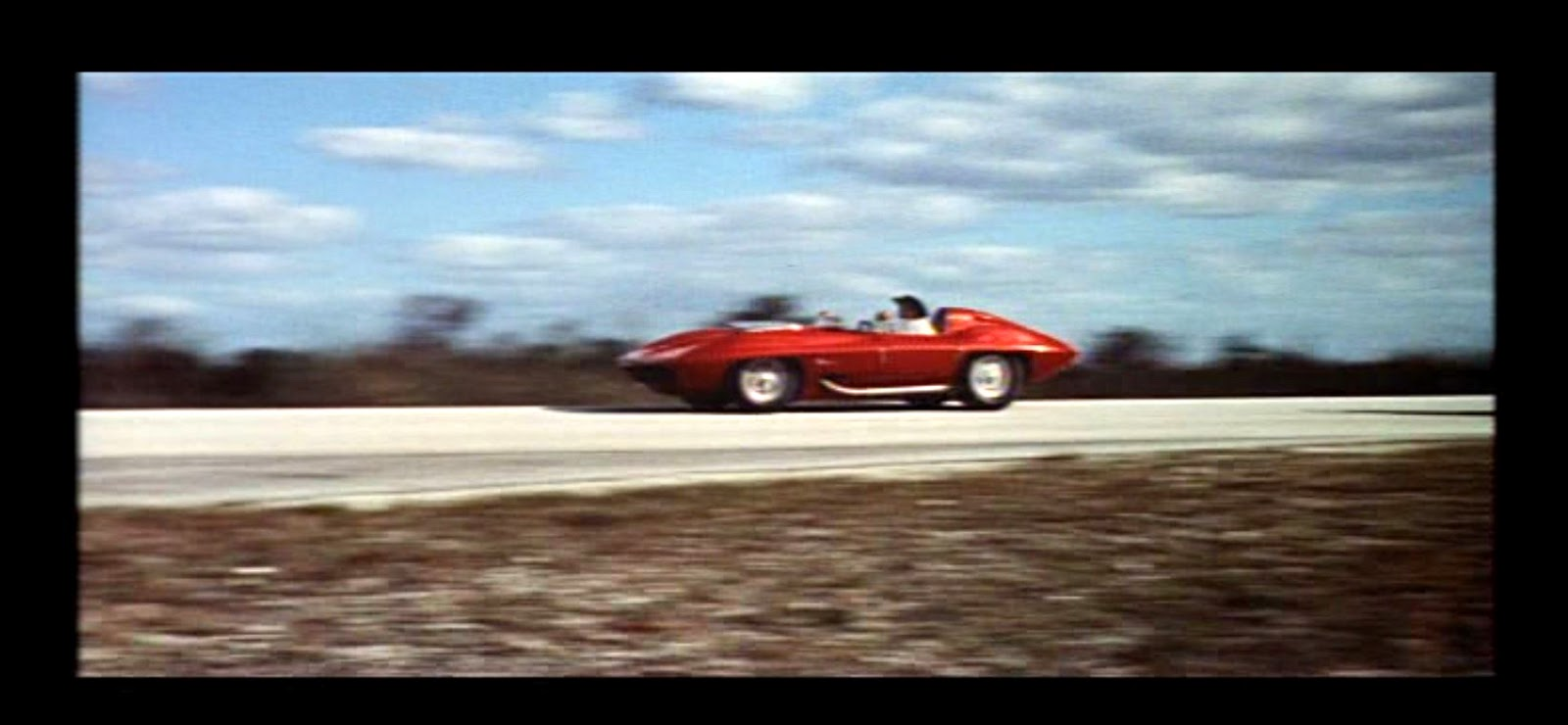 just a car guy the xp 87 corvette that elvis drove in the movie
