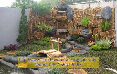 Tukang Taman Surabaya konsep relief