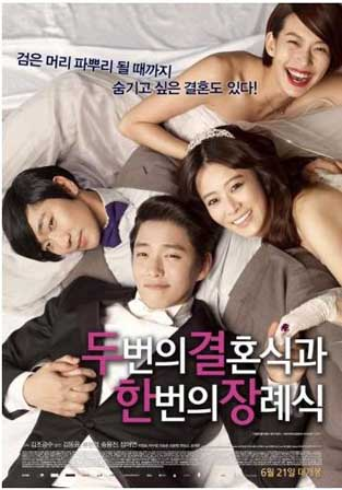 Two Weddings and a Funeral (2012) DVDRip