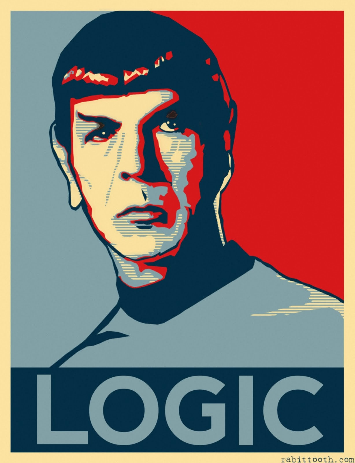 Spock it, Then Lock It