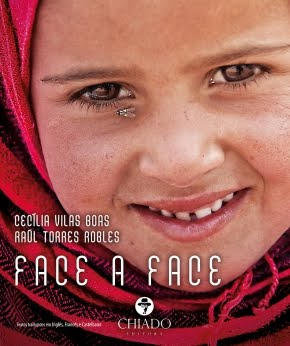 Co-Autora do Livro FACE A FACE