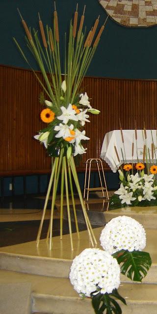 centros de flores para boda en Zamora